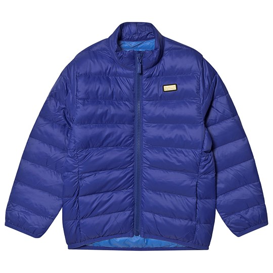 Barbour Blue Reed Quilt Jacket Blue