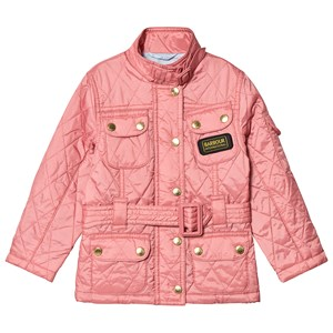 Image of Barbour Pink Flyweight Quilted Jacket XL (12-13 years) (3125291929)