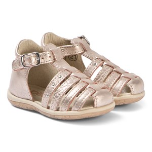 Image of Noël Mini Lady Sandals Rose Gold 21 (UK 4.5) (3125272541)