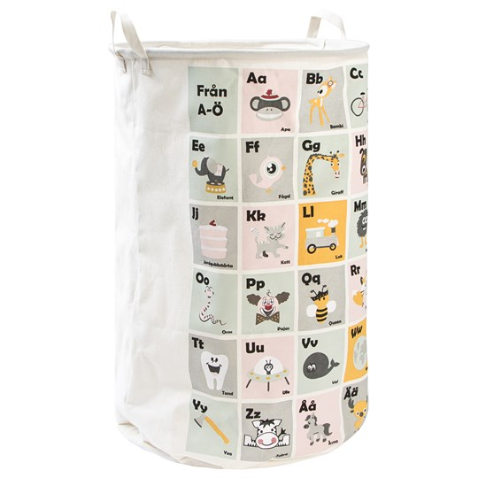 FORM Living Storage Basket Alphabet Large