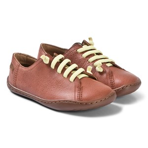 Image of Camper Brown Peu Cami Leather Sneakers 29 (UK 11) (3125315473)