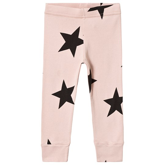NUNUNU Star Leggings Powder Pink Powder Pink