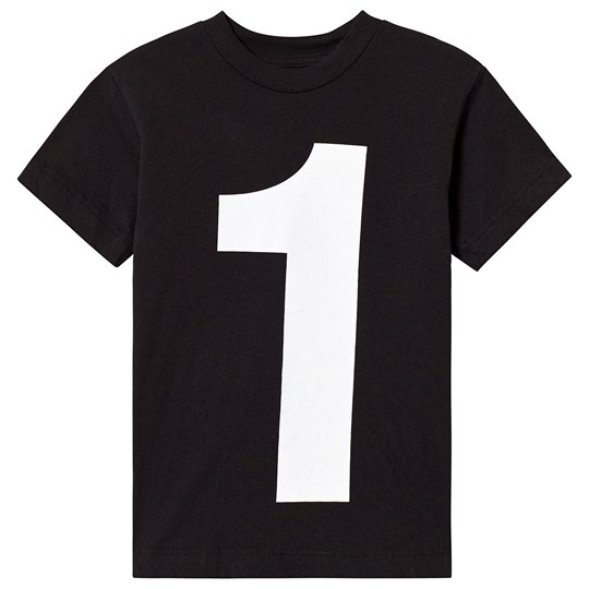 NUNUNU One T-Shirt Black Black