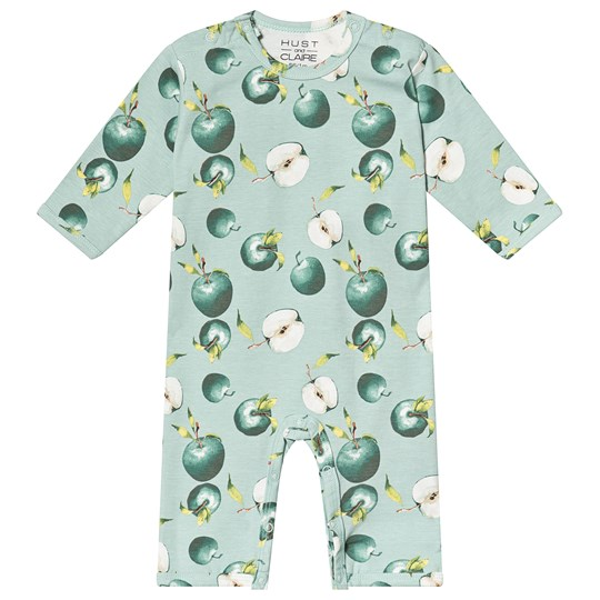 Hust&Claire Mama One-Piece Green Green sea