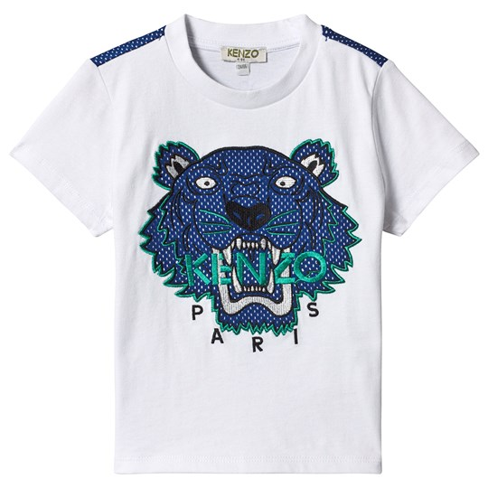 Kenzo Optic White Aritex Tiger Tee 01