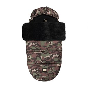 Image of Bjällra of Sweden Footmuff Cool Camo (3125336385)
