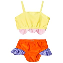 Wauw Capow Wanda Bikini Wave Red/Yellow