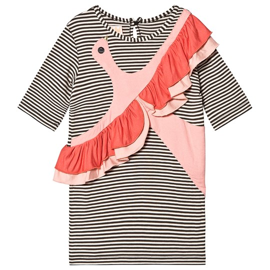 Wauw Capow EXCLUSIVE Picasso Striped Dress Striped