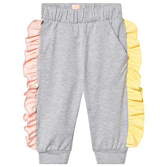 Wauw Capow Aya Grey Soft Pants Sort