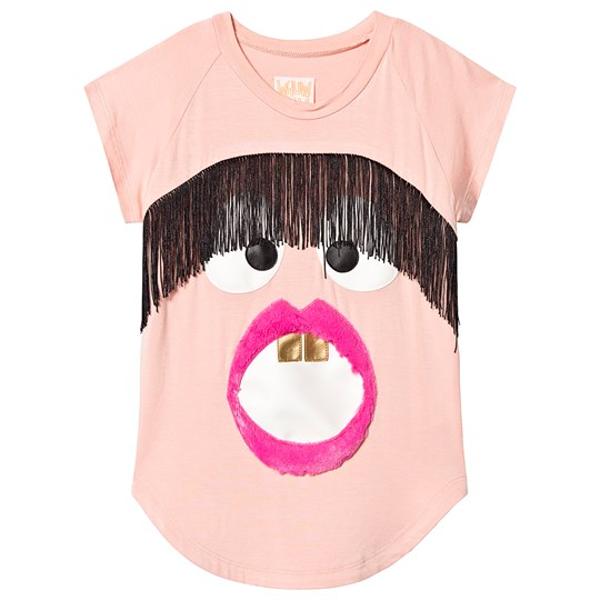 Wauw Capow Cheeky Topp Rosa Pink