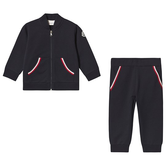 Moncler Navy Logo Completo Tracksuit 778
