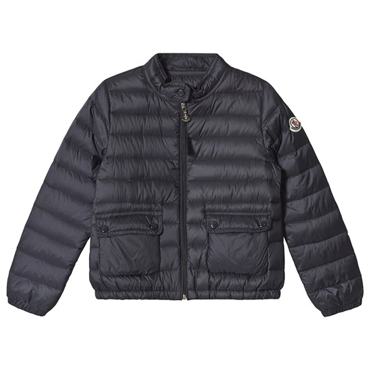 Moncler Navy Lans Quilted Down Jacket 778