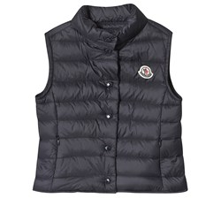 Moncler Navy Liane Down Quilted Gilet