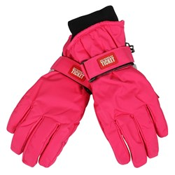 Ticket to heaven Mini Ribstop Gloves Beetroot