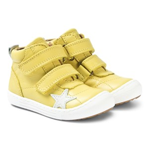 Image of Bisgaard Shoe Yellow 25 EU (3125246397)