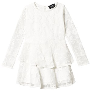 Image of Bardot Junior Ember Lace Dress White 10 years (3125341057)