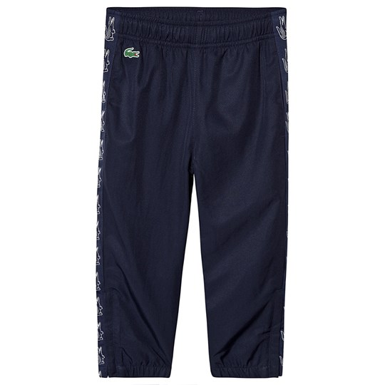 Lacoste Navy Branded Sweatpants 423
