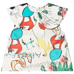Wolf & Rita Rosinha Blouse Snakes and Ladders