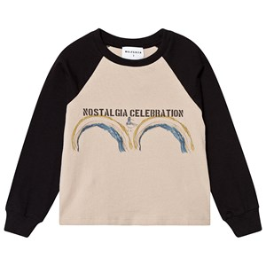 Image of Wolf & Rita Adamastor Long Sleeve Tee Beige Black 10 år (3125300705)