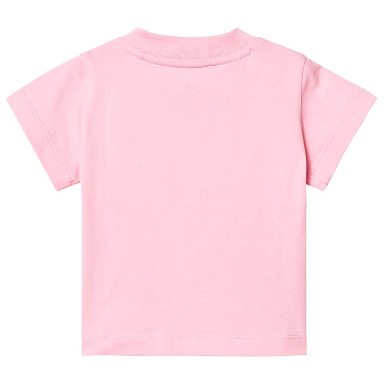 adidas Pale Pink Trefoil Tee Dress