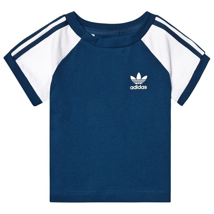 100% Cotton Rib: 95% Cotton 5% Spandex adidas Originals