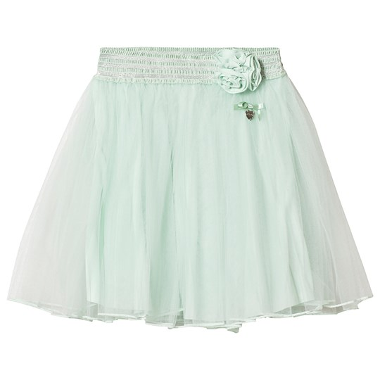 Le Chic Mint Tulle Skirt 302