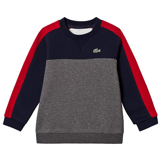 Lacoste Grey Tennis Sweater 56V