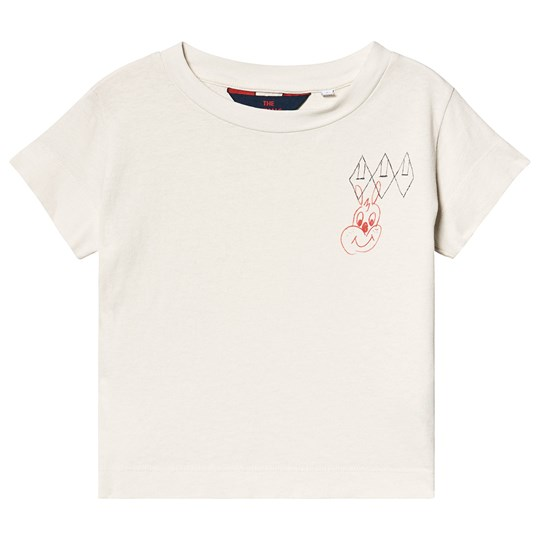 The Animals Observatory Rooster Kids T-Shirt White Tao Logo White Tao Logo