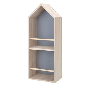 Image of Bloomingville Bookcase House Grey (3125319761)