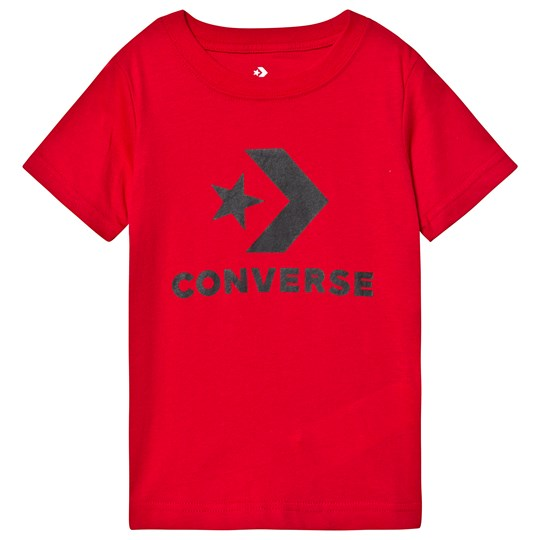 Converse Red Logo Graphic Tee R4U
