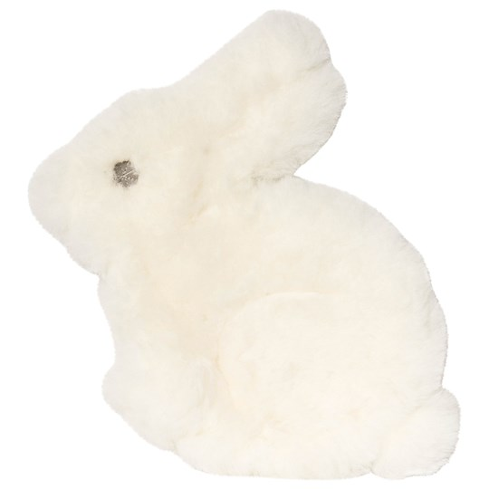 Little Jalo Cuddle Rabbit White