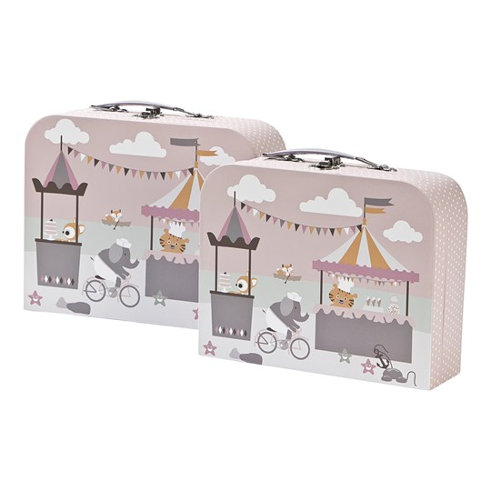 FORM Living 2-Pack Nesting Bag Circus
