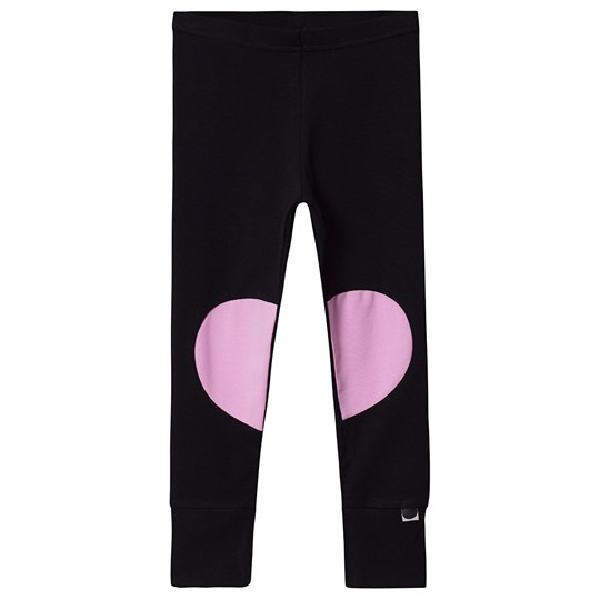 Papu Multicolor Patch Leggings Black Black