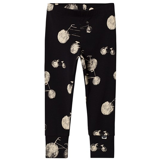 Papu Journey Fold Leggings Black Black