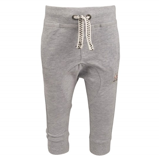 Mexx Mini Boys Pant Granite Melange Sort