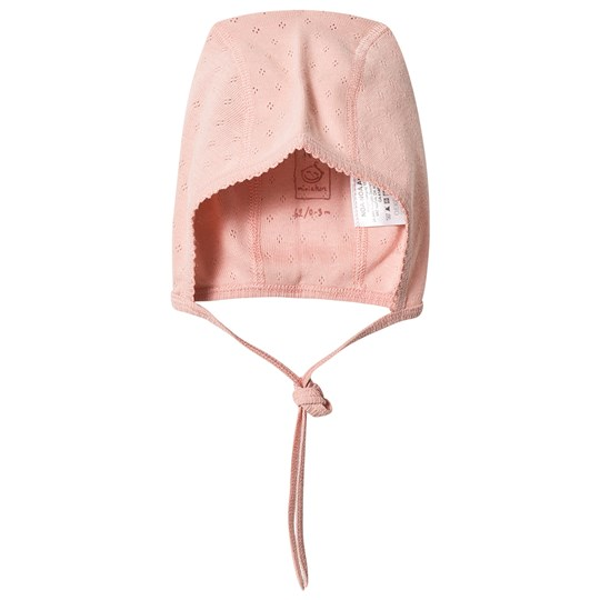 Noa Noa Miniature Rose Tan Baby Hat Rose Tan
