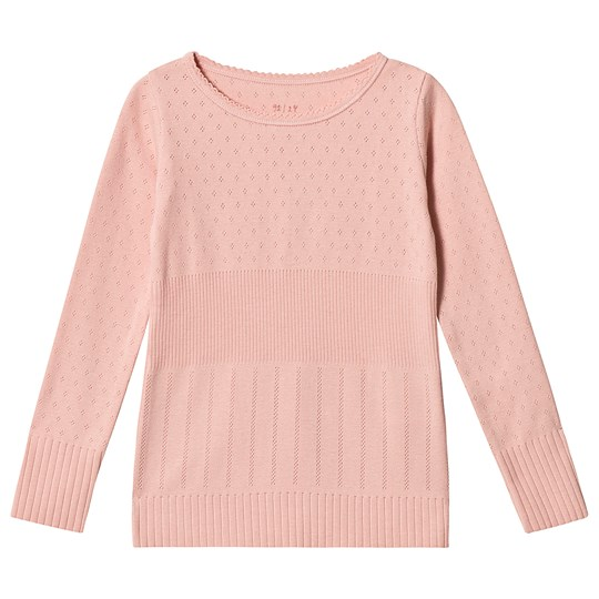 Noa Noa Miniature Rose Tan Long Sleeve T-Shirt Rose Tan