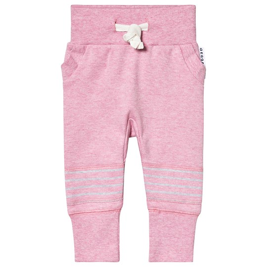 Geggamoja Classic Sweatpants Pink Daisy Solid Pink Daisy solid