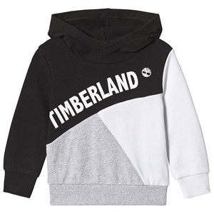 Image of Timberland Black, White and Grey Hoodie 10 years (3125238163)