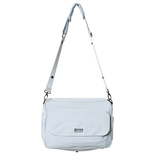 BOSS Pale Blue Branded Changing Bag 771