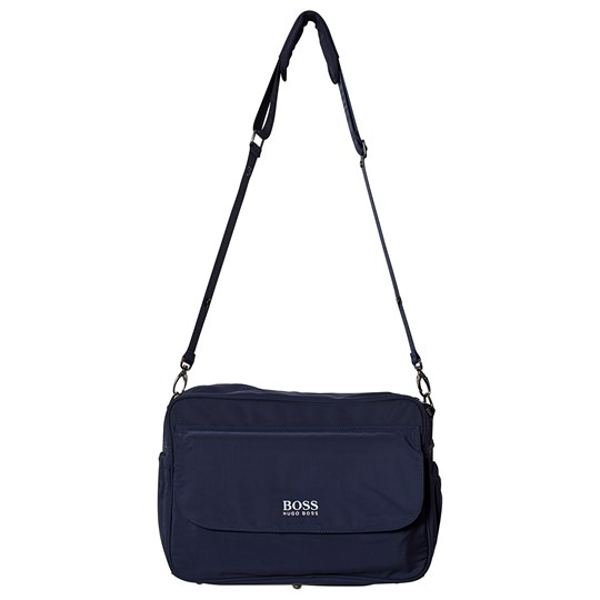 BOSS Navy Branded Changing Bag 849
