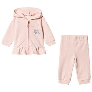 Image of Billieblush Pink Baby Heart Tracksuit 12 months (3125262771)
