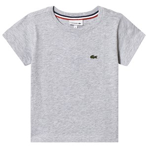 Lacoste Grey Classic Tee 8 years