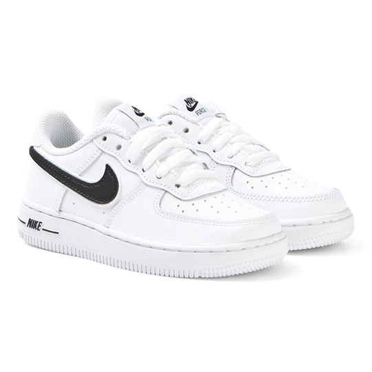 the best attitude a02bc 0ba65 NIKE White Nike Air Force 1-3 Sneakers 100