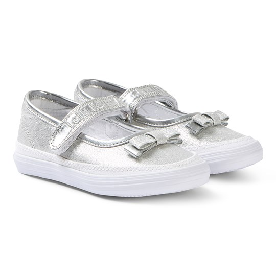 Lelli Kelly Silver New Sprint Shoes PLATINUM