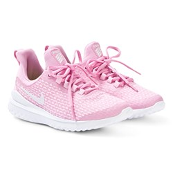 NIKE Pink Nike Renew Rival Running Shoes