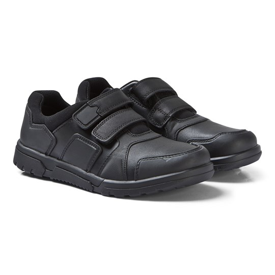 Clarks Blake Street Shoes Black Leather Black Leather