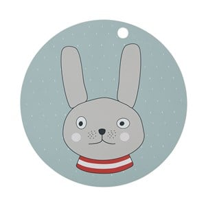 Image of OYOY Rabbit Placemat One Size (1269800)
