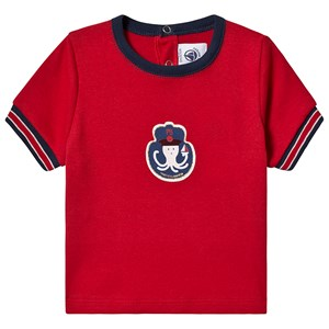 Image of Petit Bateau T-Shirt Red 12 mdr (3125322305)
