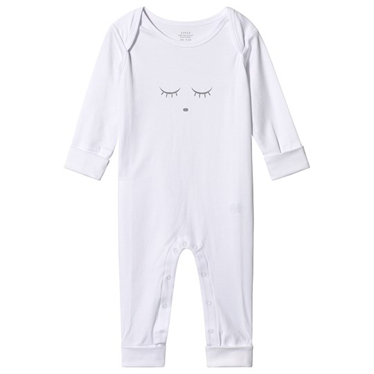 Livly Sleeping Cutie Baby Body White/grey White/Grey